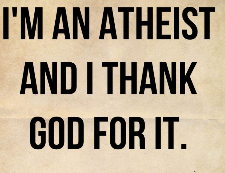 Kako sam postao Ateista