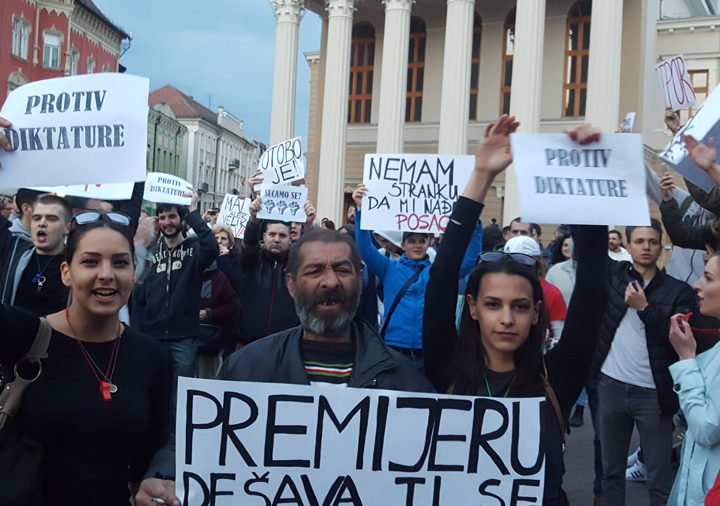 OCCUPY BELGRADE