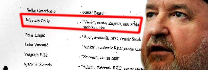 'Žrtva genocida' ef. MUSTAFA CERIĆ u stanu od 237 m2