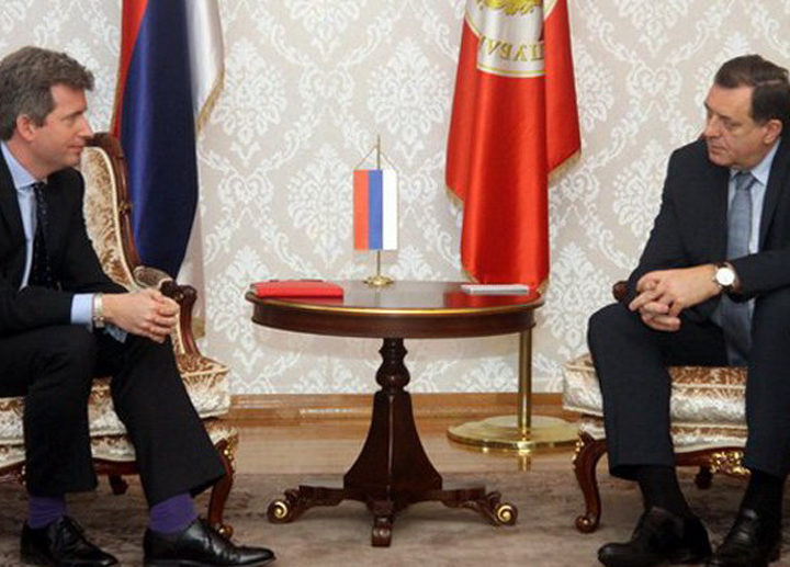 Britanska bajka iz Republike Srpske