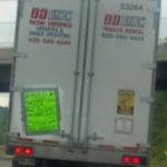 vozac i oglas