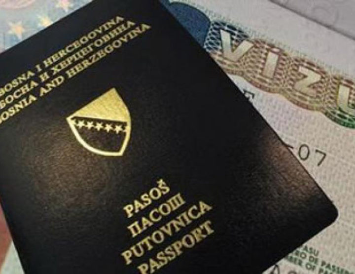 Istek'o mi pasoš a ne smijem u ambasadu