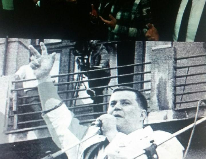 Samir Fazlinović 'pljunuti' Emir Hadžihafizbegović