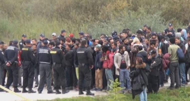 U pravilu policija sprečava ulazak u državu, bh policija neda izaći iz nje