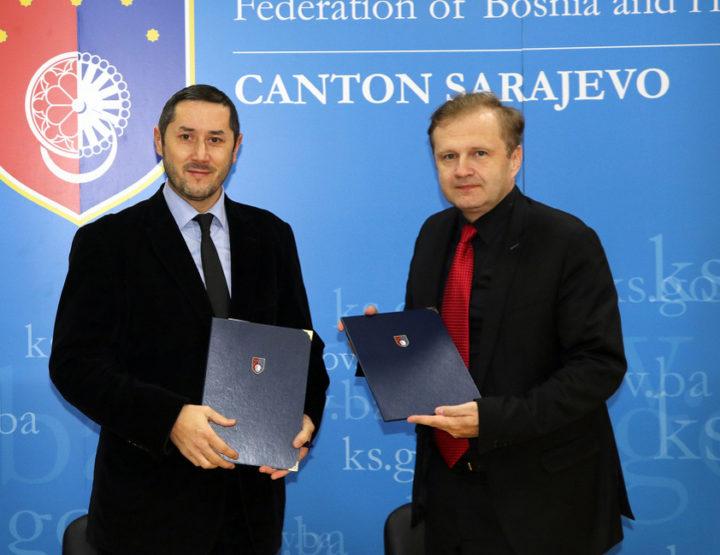 Kanton Sarajevo u šerijatskim finansijama