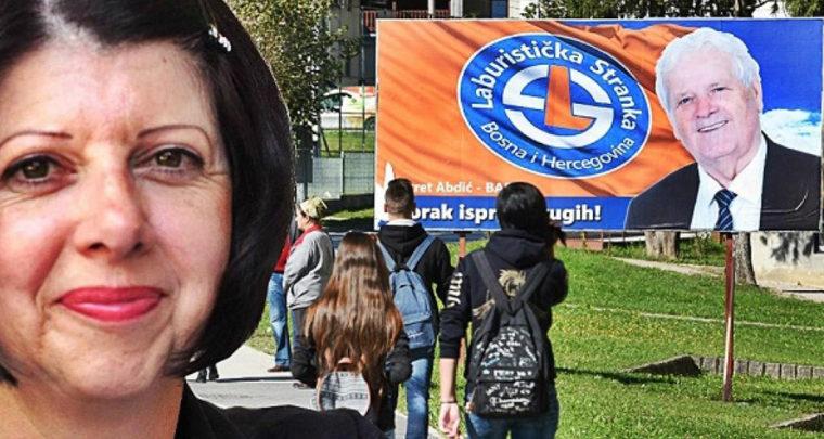 Laburisti proglasili Fikreta Abdića - Svetim