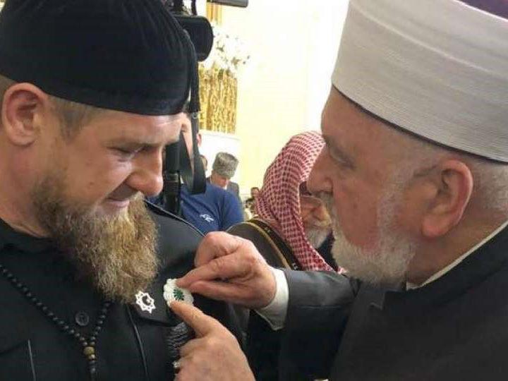 Srebrenica u Čečeniji
