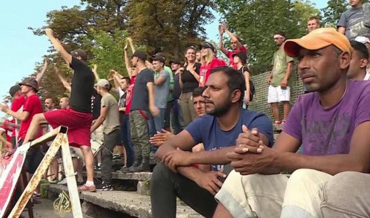 Preko leđa migranata 'spašavaju' FK 'Jedinstvo' Bihać