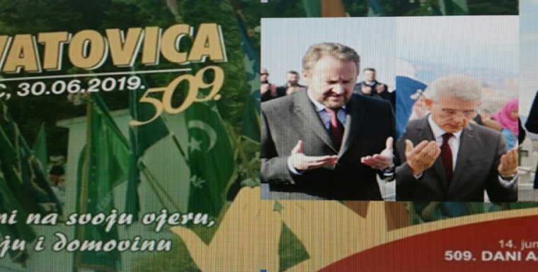 Dačić je pogriješio, Bosna neće biti muslimanska, ona je odavno šerijatska