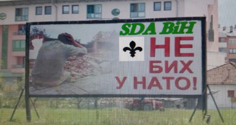 NATO BOSNA