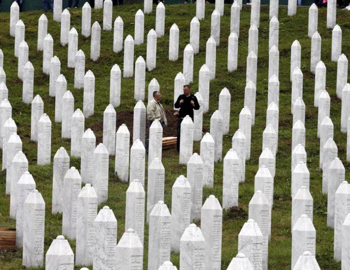 Juli u Srebrenici