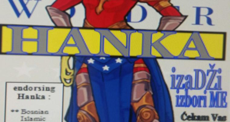 Wonder Hanka!