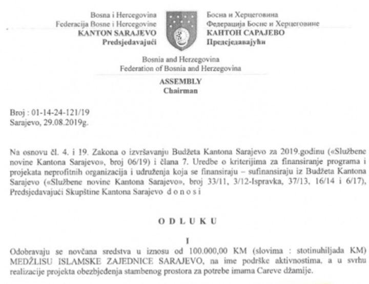 Dino Konaković : i boss i hadžija