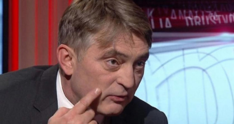 Umjesto Dodika, Željko 'skajpa'
