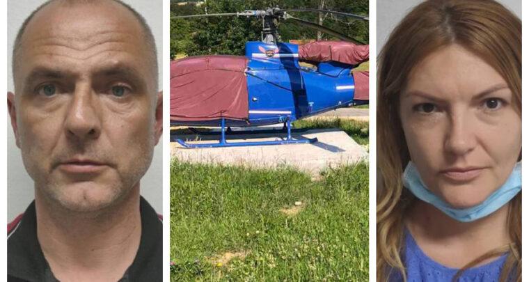 Uhapšeno vozilo koje 'asocira' na helikopter