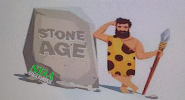 'Štela' od kamena