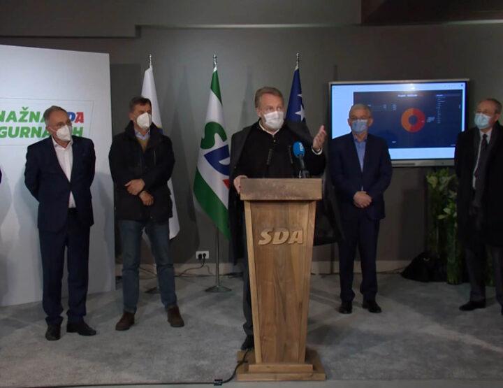 Lokalni bh izbori-napad na Bošnjake
