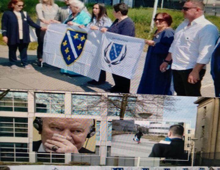 Haag je naš, idemo na Mladića!