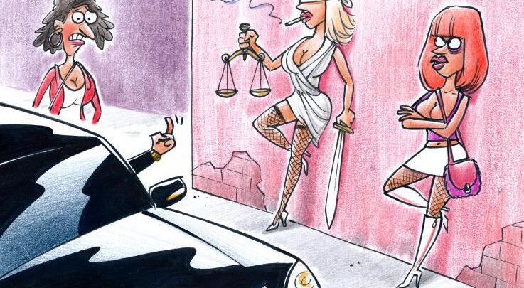 Zakoni u službi mafije